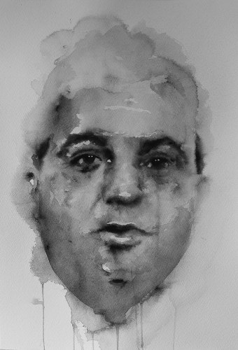William H Watercolour on Watercolour Paper Robert O'Brien