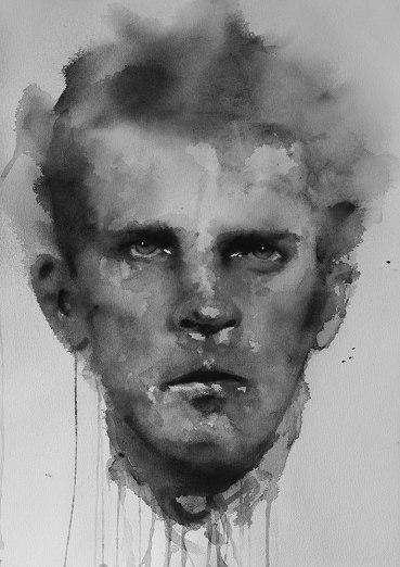 William H Watercolour on Watercolour Paper Robert O'Brien